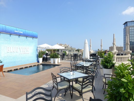 Rooftop Lounge And Pool Picture Of Casa Fuster Hotel