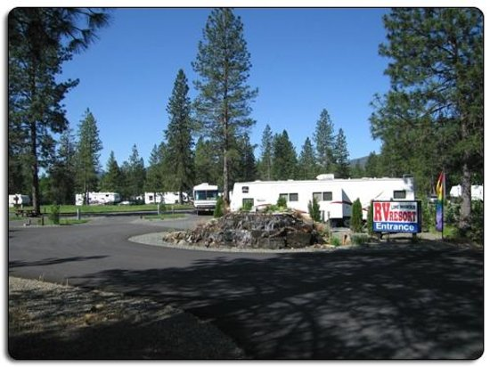 Lone Mountain RV Resort: From the moment you enter our Park you will feel at home!
