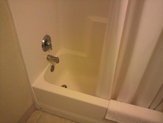 Athens Hotel Suites: 浴室。