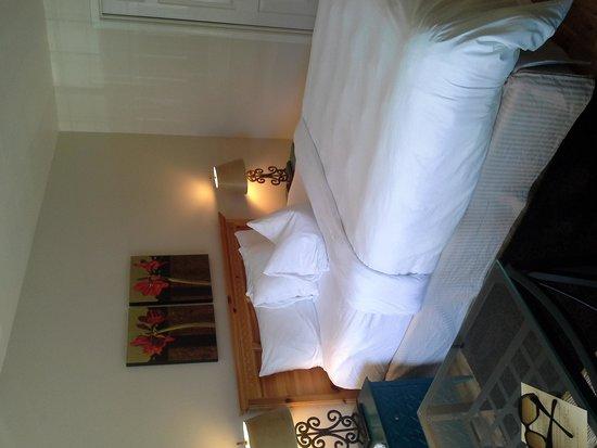 Leavenworth Village Inn : deluxe queen room