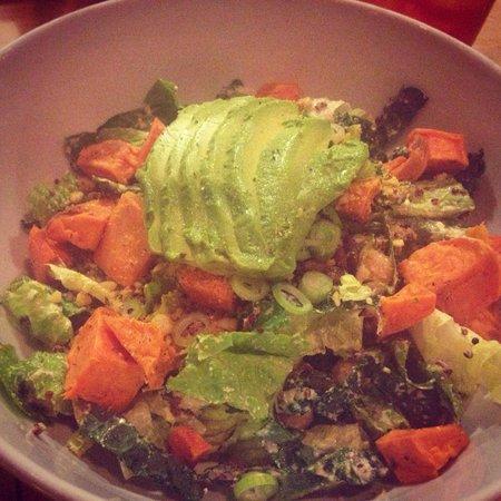Real Food Daily: Super Salatbowl