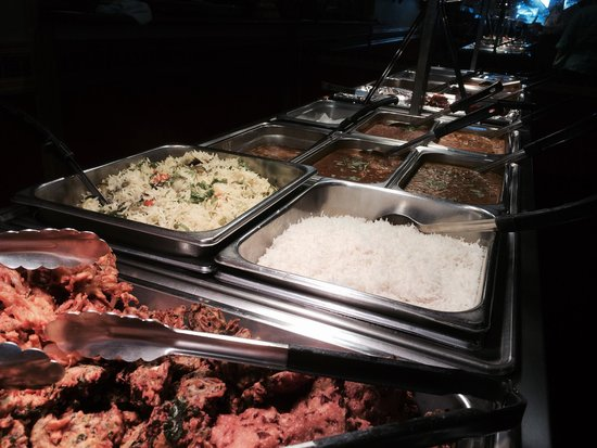 Passage to India: The long buffet