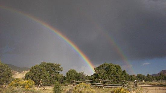 Pine Shadows Cabins: Rainbow