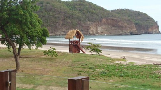 Mukul Beach Golf & Spa: praia
