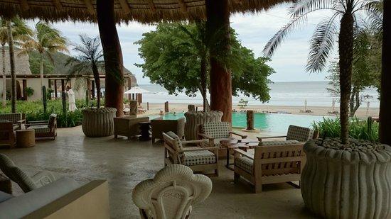 Mukul Beach Golf & Spa: lounge