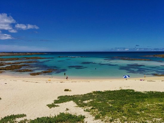 Tomori Beach : 土盛海岸です