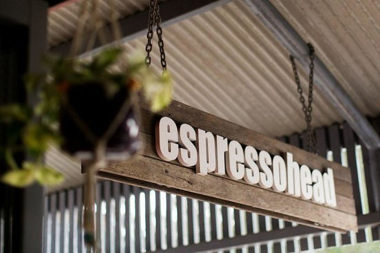 Espresso Head: Welcome to ESPRESSOHEAD