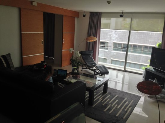 BYD Lofts Boutique Hotel & Serviced Apartments: King Suite