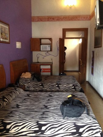 El Hotelito: Habitación número 9