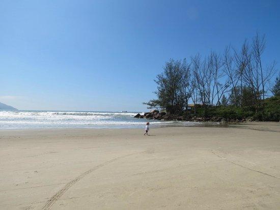 Ouvidor Beach: Liberdade