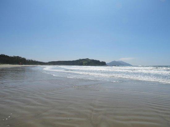 Ouvidor Beach : Deserta