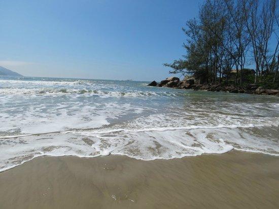 Ouvidor Beach : Ondas