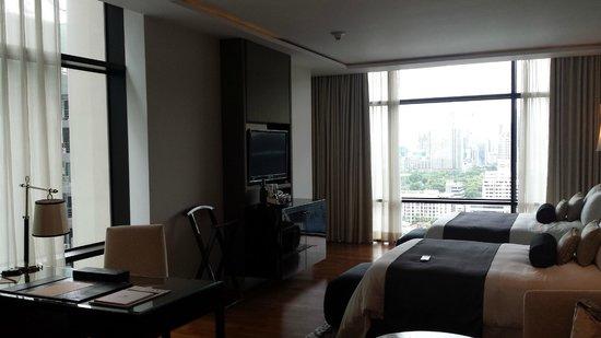 The St. Regis Bangkok: 1