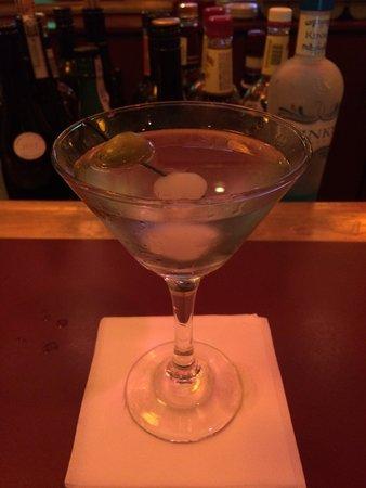 Mancini's Char House: The Martini