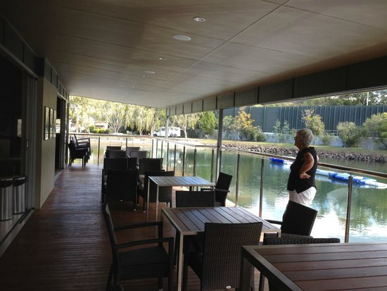 BIG4 Tweed Billabong Holiday Park : New camp kitchen