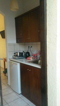 Hotel Lola : Kitchen