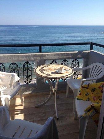 Villa Sonia: балкон
