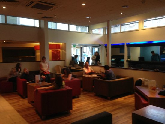 Travelodge London Covent Garden: The Lounge