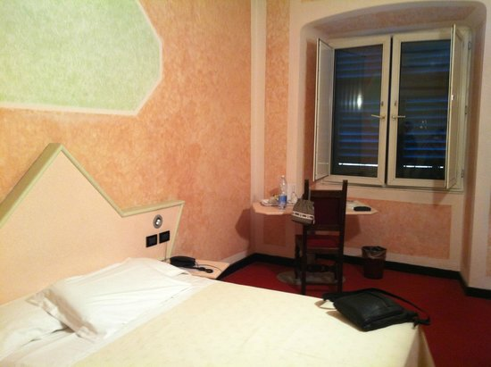 Clarion Collection Hotel Astoria : Habitación