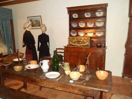Le Musee des Traditions de l'Ile