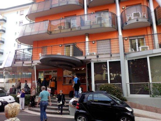Hotel & Aparthotel Sheila: Facade