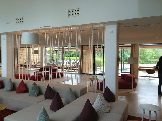 Bora HotSpaResort: entry hall