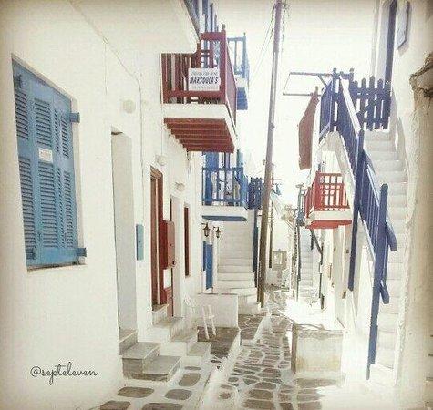Marsoula's Studios : The pathway to Marsoula's Studio