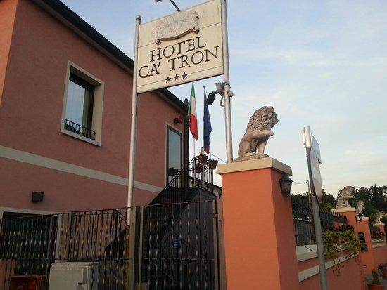 Hotel Cà Tron : Hotel