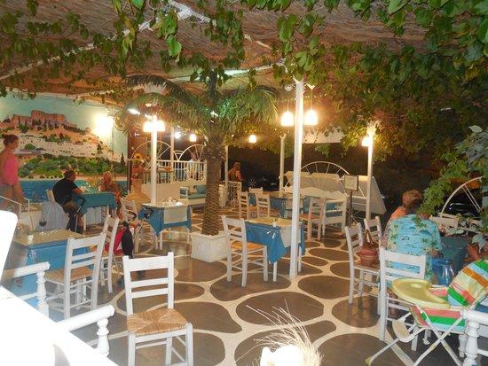 Oasis Restaurant : The restaurant