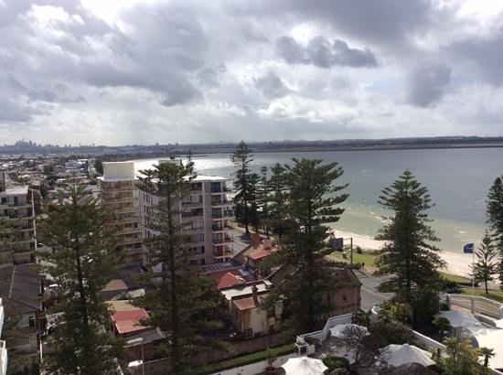 Novotel Sydney Brighton Beach: view from our room