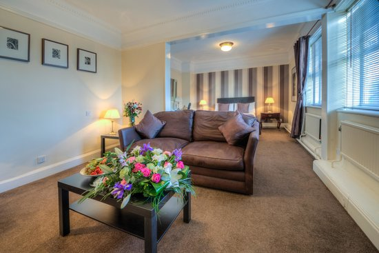Quality Hotel & Leisure Stoke on Trent: My Room