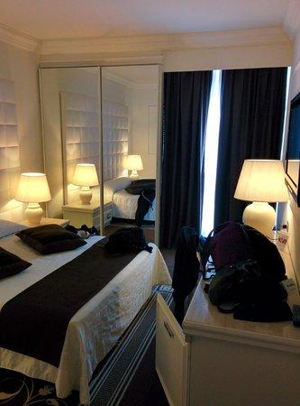 Etrusco Arezzo Hotel: Camera dell'hotel