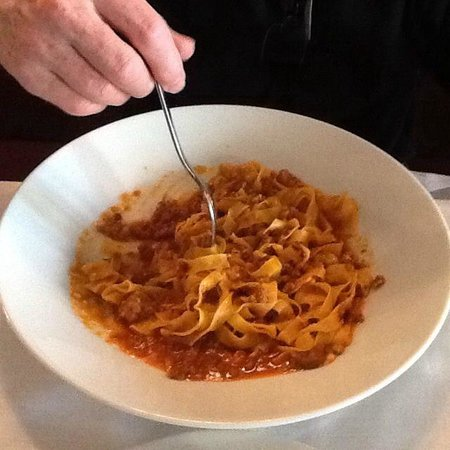 CONSOLE & CO.: BEST TAGLIATELLE RAGU EVER