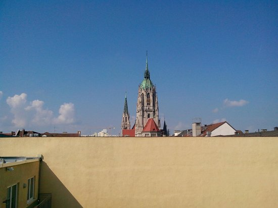 TRYP München City Center: Vistas