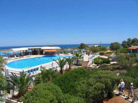 Zorbas Beach Village Hotel: Crete Hotel Zorbas