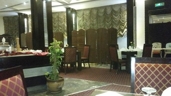 Mercure Value Riyadh: Restaurant