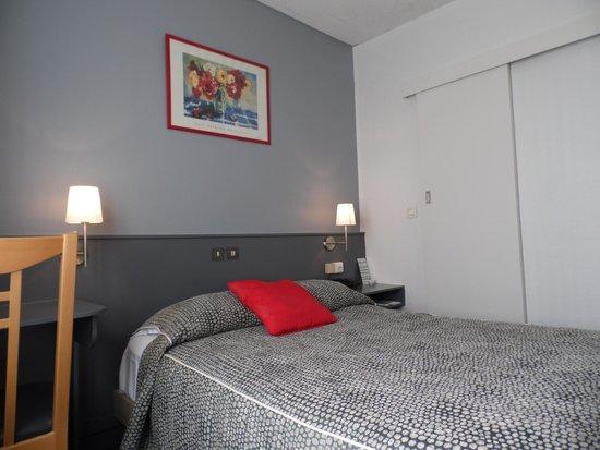 Hotel du Parc Montsouris : Chambre single