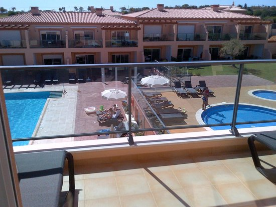 Boavista Golf Resort: View from the balcony