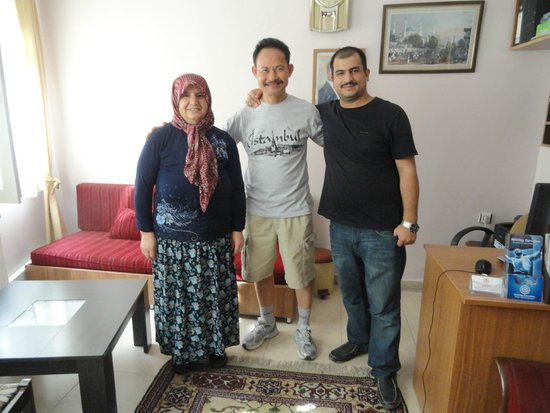 Emirhan Inn Apart Hotel: A family run apartment