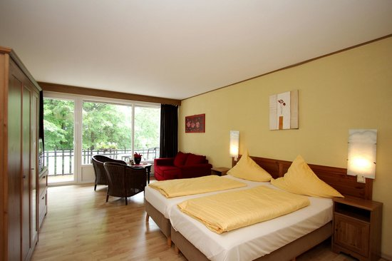 Waldhaus Hotel Winterberg: Geräumiges Komfortzimmer