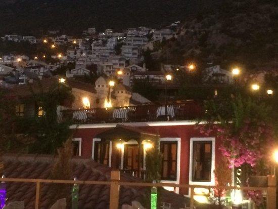 Escudo terrace restaurant: Roof top views