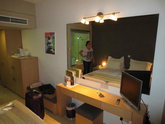 Napa Mermaid Hotel and Suites: Hotelzimmer