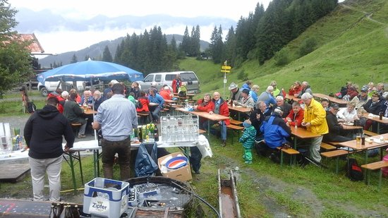 Hotel Wastlhof: messe en montagne