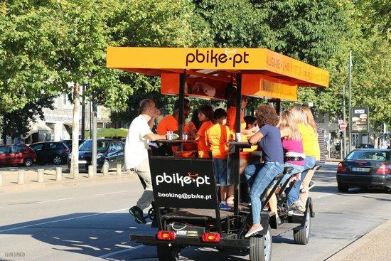 PartyBike Porto