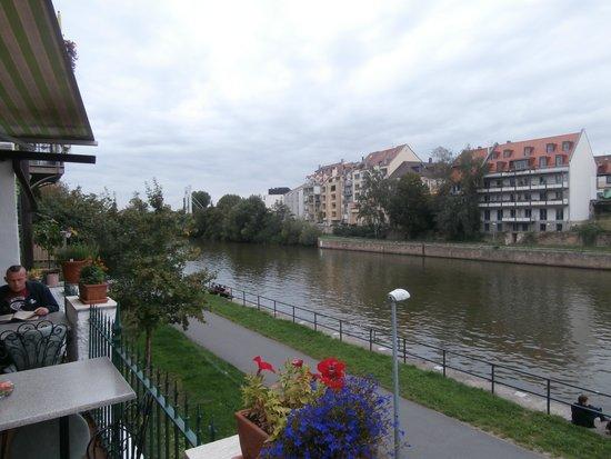 River terrace view picture of tivoli ristorante bamberg for 21 river terrace