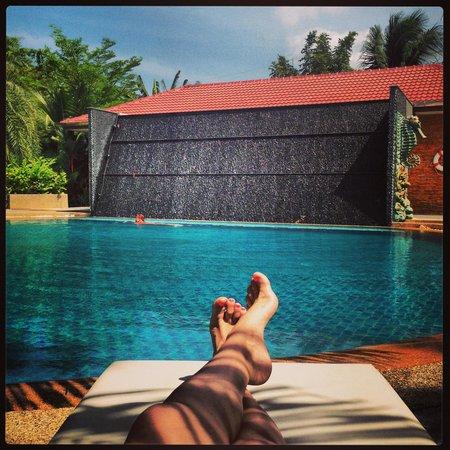R Mar Resort and Spa : Pool
