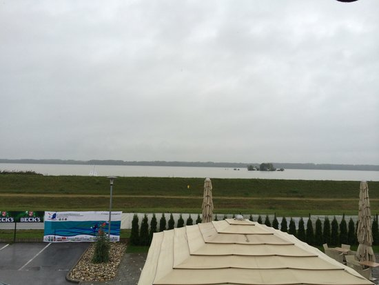 Hotel Panorama : View from the balcony