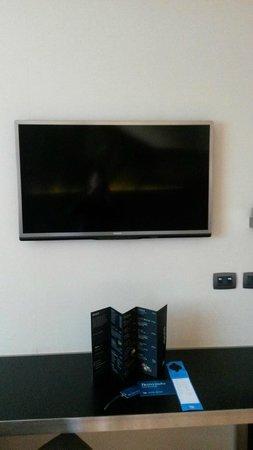 NH Milano Concordia: Tv