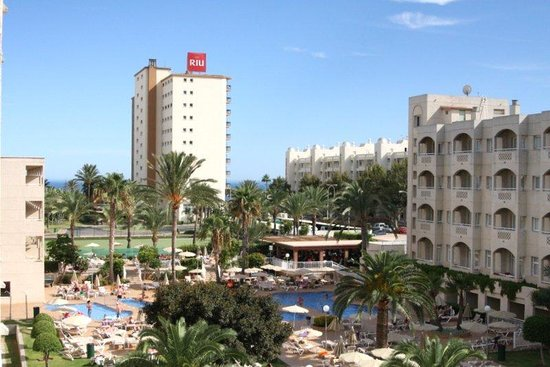 ClubHotel Riu Costa del Sol: poolområdet