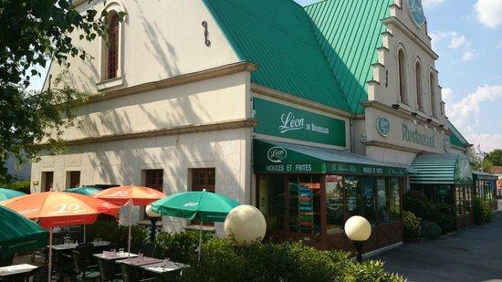 Restaurant Leon De Bruxelles Mareuil Les Meaux